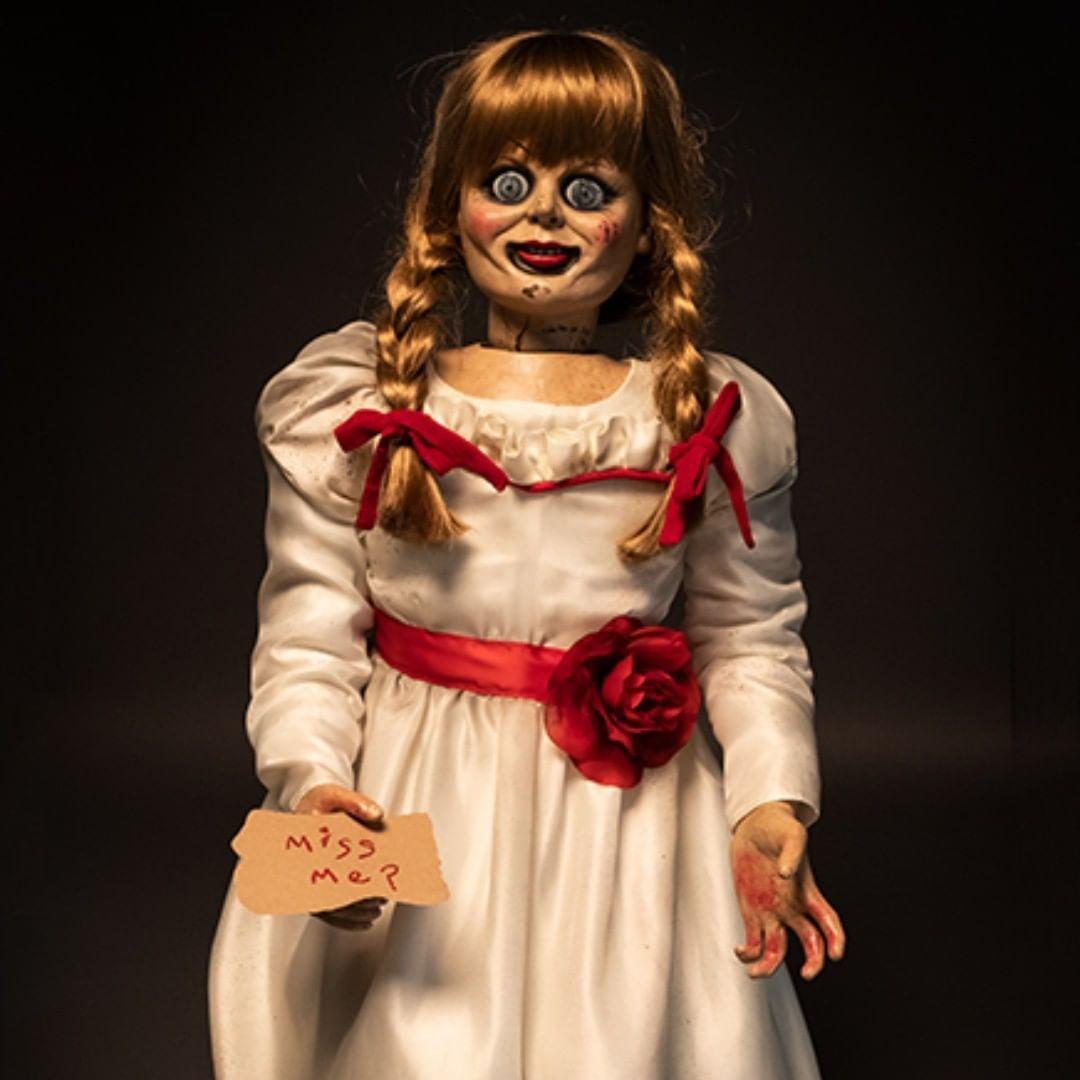 Заклятие картинки куклы