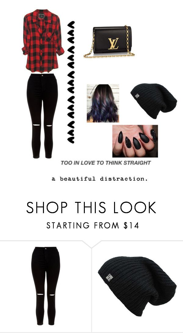 """5sos Concert Outfit #2"" by jungkooksdisciple ❤ liked on Polyvore featuring New Look and Louis Vuitton"