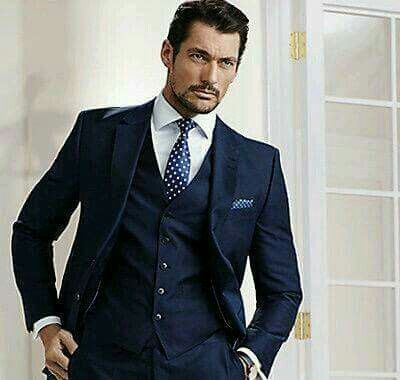 David Gandy for M&S SS15