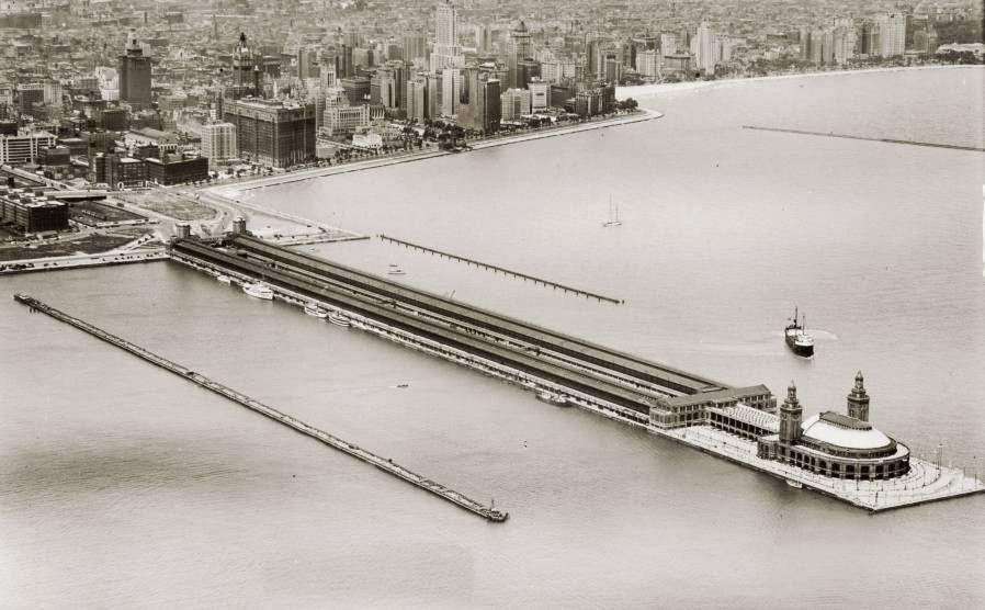 Navy Pier 1940s Google Search Aircraft Maintenance Navy Pier
