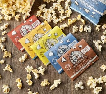 microwave popcorn bag gourmet holiday