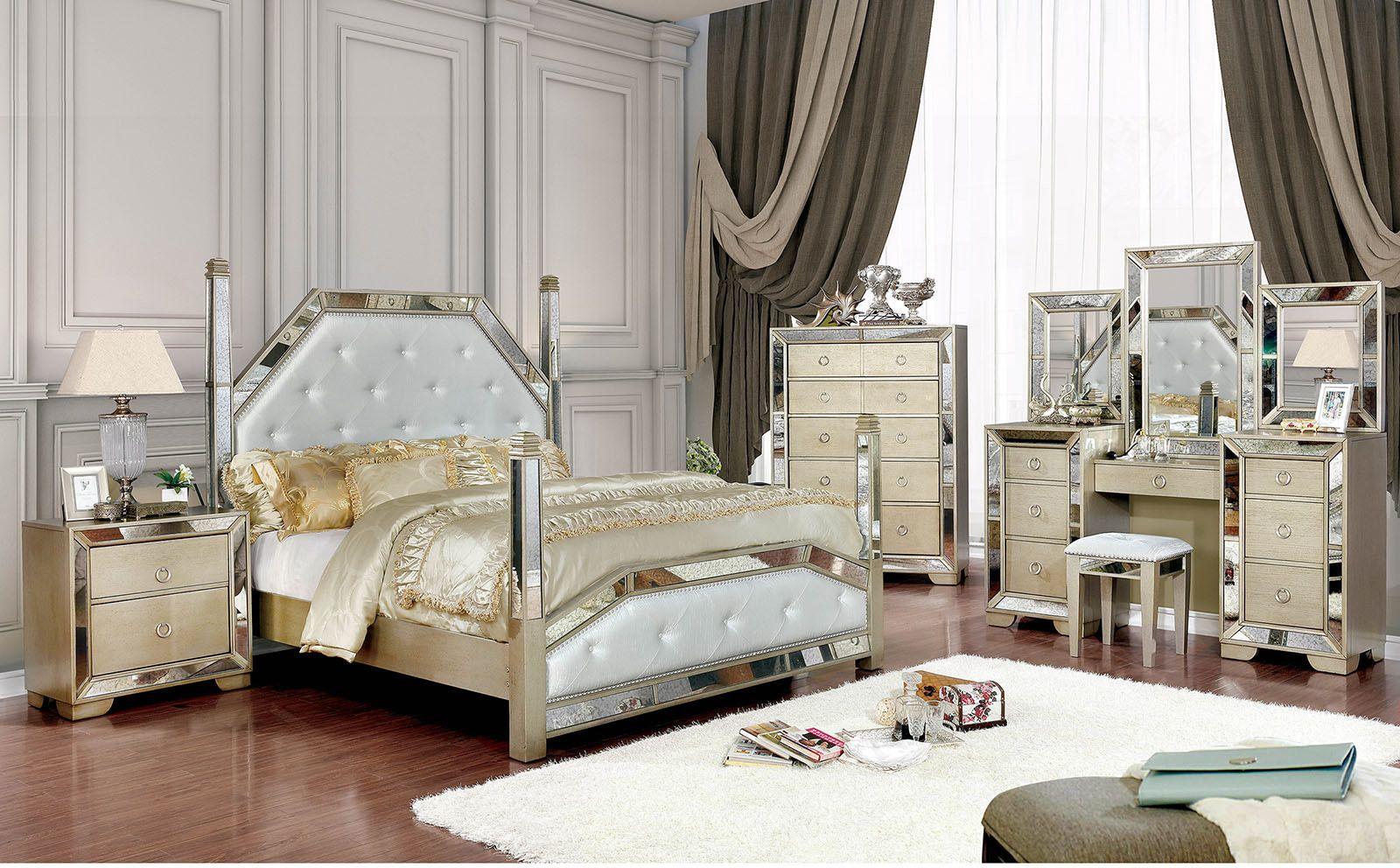 Loraine Ii King Size Bed Home Decor Bedroom Trendy Bedroom