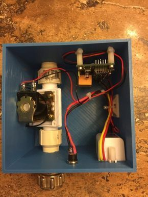 how to build a cheap wi fi controlled water valve. Black Bedroom Furniture Sets. Home Design Ideas
