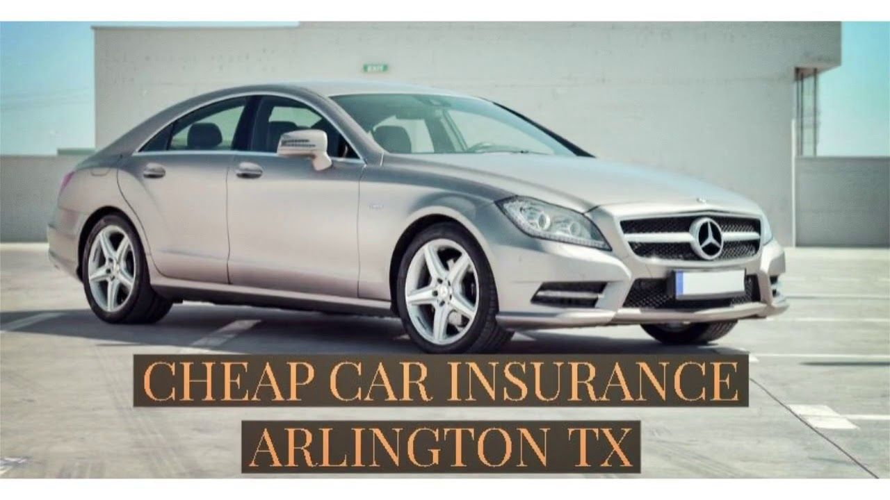 Cheap Car Insurance Arlington Tx Compared Auto Insurance Rates In
