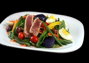Rainbow Salad Nicoise | Parsley, Sage and Sweet
