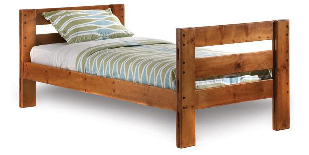 Twin Bed Frames For Boys bedroom expressions: durango youth twin bed : ba-tddut | kid rooms