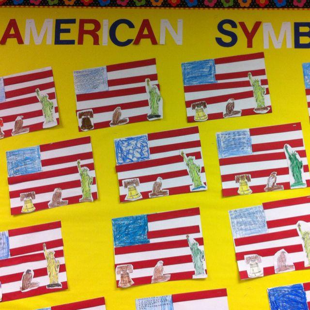 American Symbols 1st Grade Social Studies Cute Activity For Symbols
