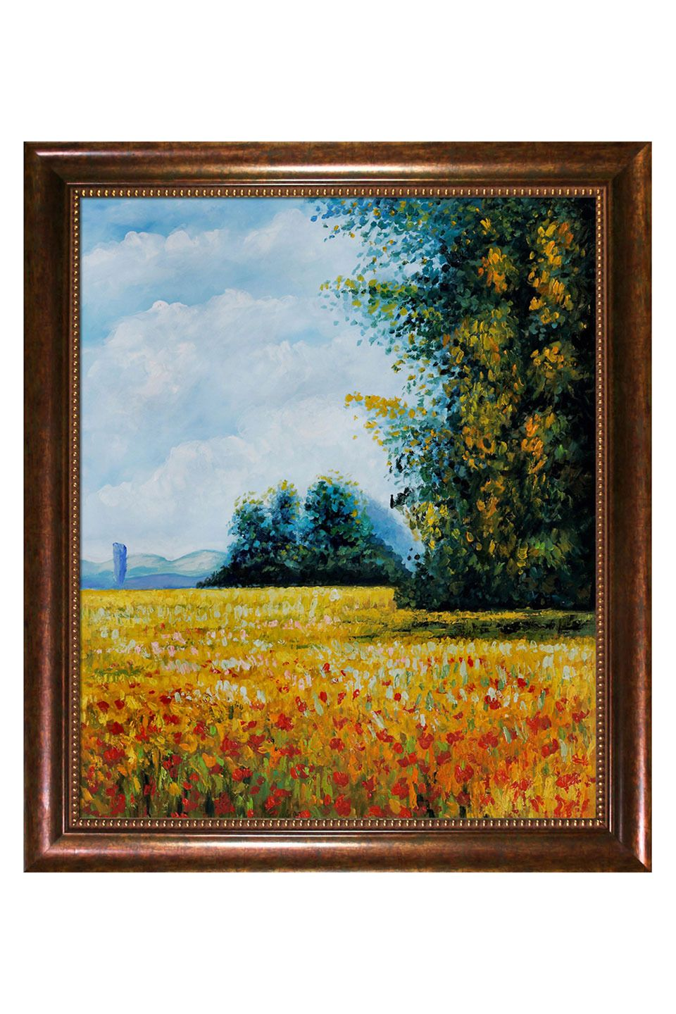 a glimpse at claue monets champ d avoine Shop for claude monet champ d'avoine (oat fields) hand painted framed canvas art get free delivery at overstockcom - your online art gallery store get 5% in rewards with club o - 10013294.