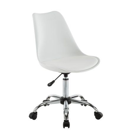 Office Chairs Walmart >> Porthos Home Teresa Adjustable Office Chair White In 2019
