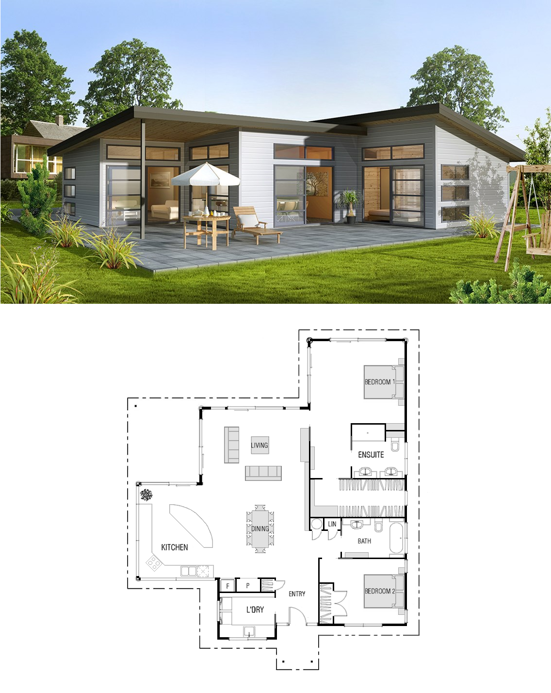 This Plan Includes My Changes Original At The Link 1948sf House Plans Modern House Plans Dream House Plans