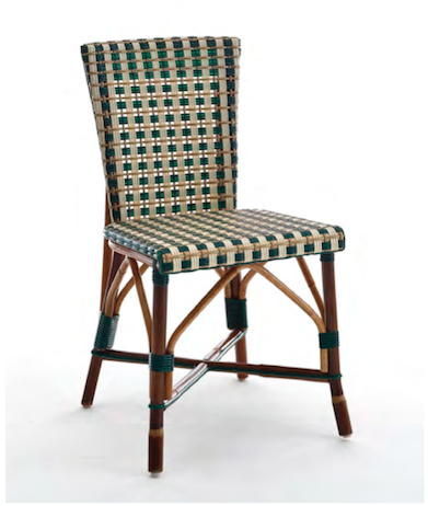 French Bistro Chair Patio furnishings, Indoor chairs