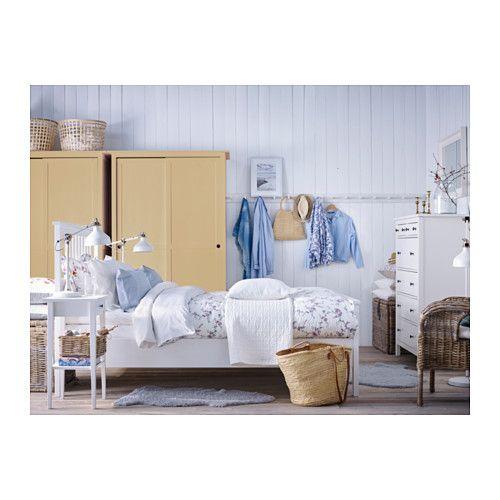 Us Furniture And Home Furnishings Hemnes Ikea Bed Frames Bed Frame