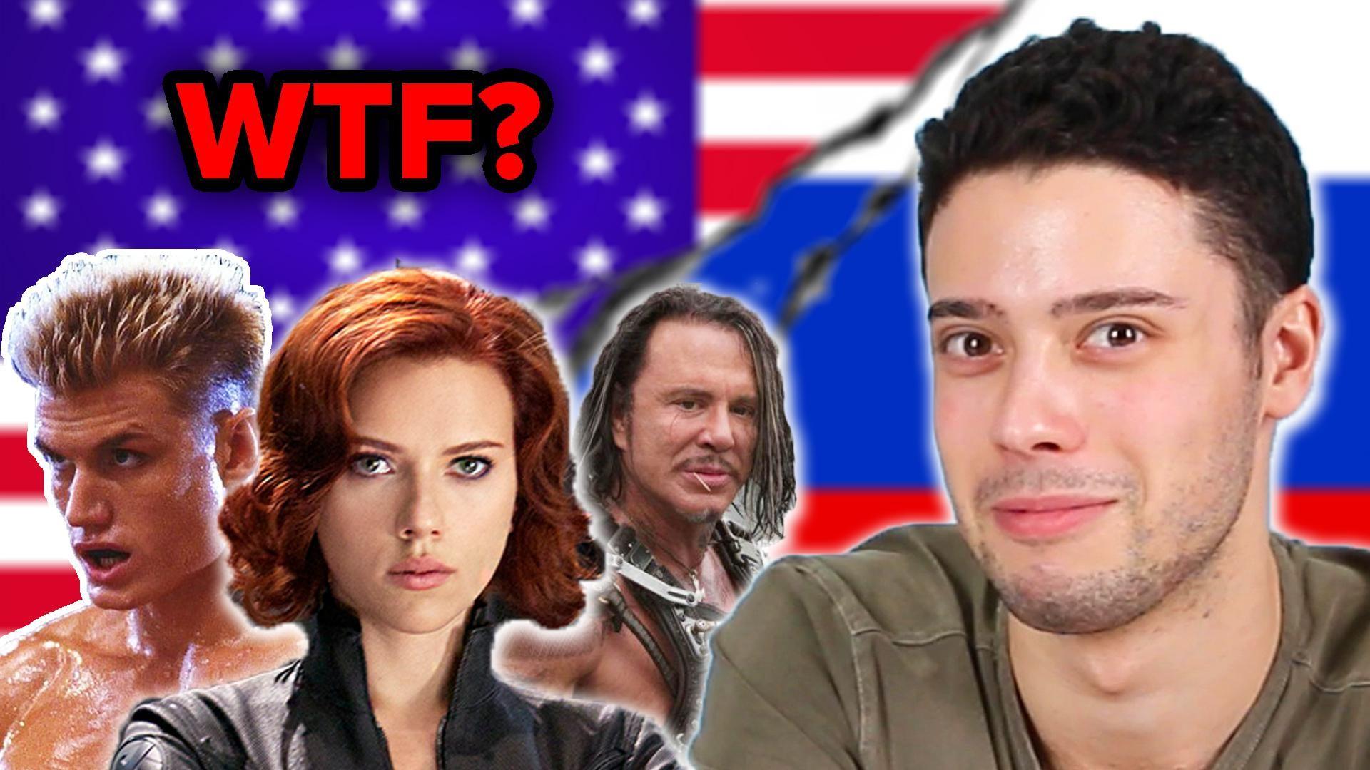 Just 21 Really Funny Netflix Jokes Russian film, Tv