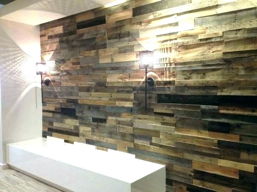 Wood Plank Walls Lowes Weathered Wall