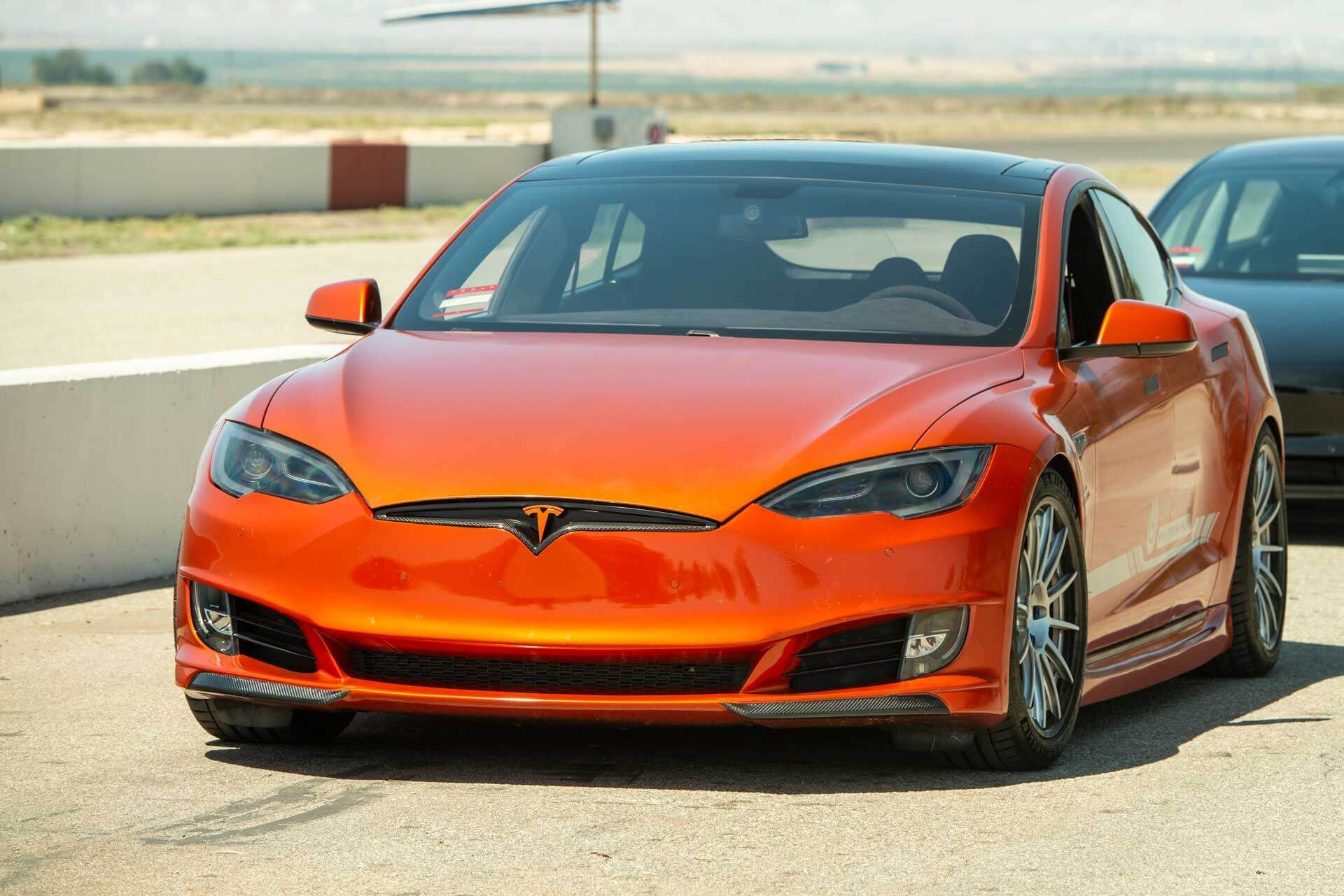Unplugged Performance Refresh Front Fascia System For Tesla Model S Tesla Model S Tesla Tesla Model