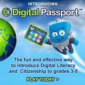 Log in | Education Innovation | Digital citizenship lessons