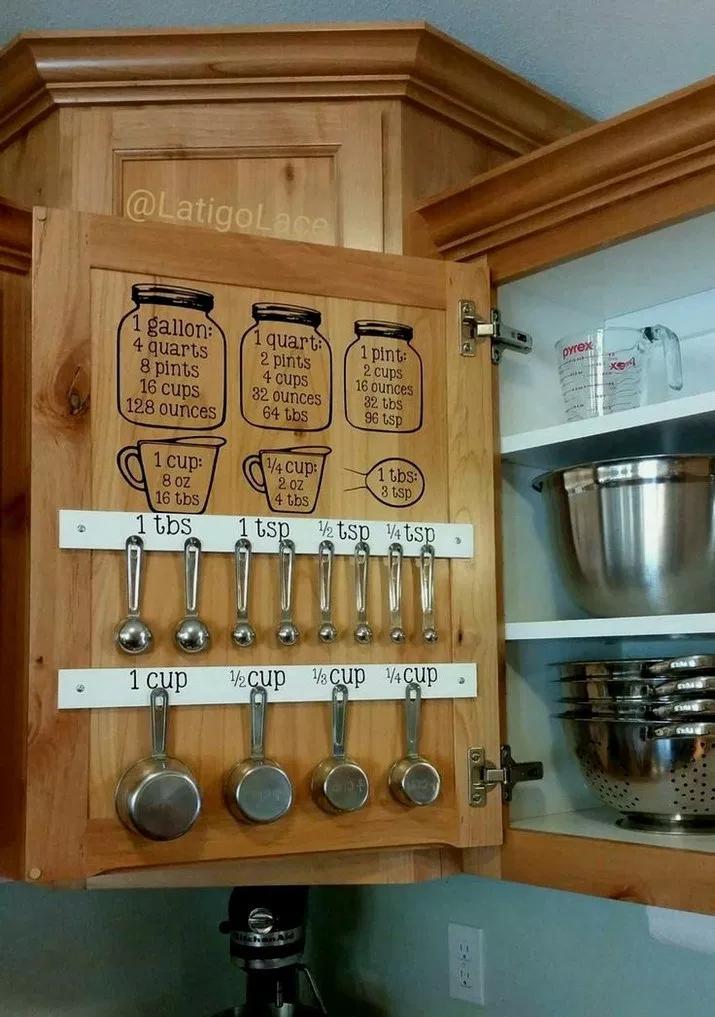 46 Crazy Creative Kitchen Storage Ideas 8 With Images Kitchen