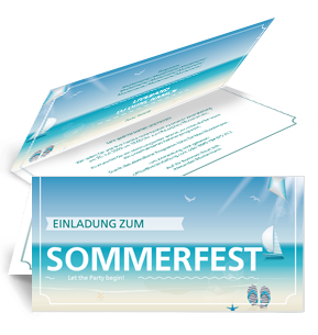 Photo of Rimelige trykte sommerfestinvitasjoner. #summerfest #invitasjon #partyinvitasjon …