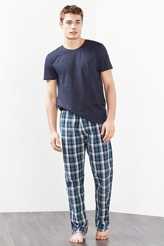 45ccad13 Esprit / Pyjama bottoms in 100% cotton | collection shirt in 2019 ...