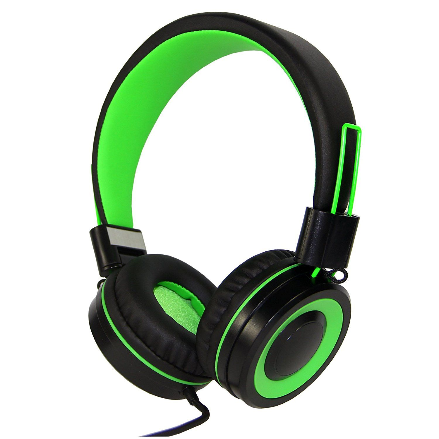 RockPapa Stereo Over Ear Folding Adults Kids Childs