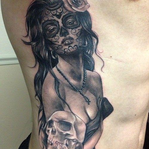 "By Tattoo Artist: Ms. Katherine ""TaTu Baby"" Flores ...XoXo"