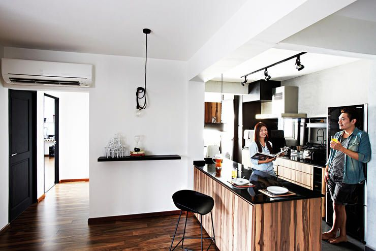 No Space For A Dining Table 16 Bar Top Ideas Here