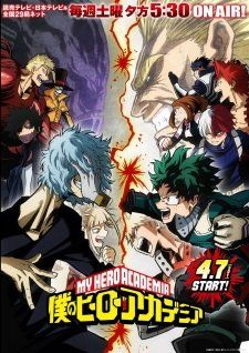 Boku No Hero Academia S3 Episode 20 Subtitle Indonesia
