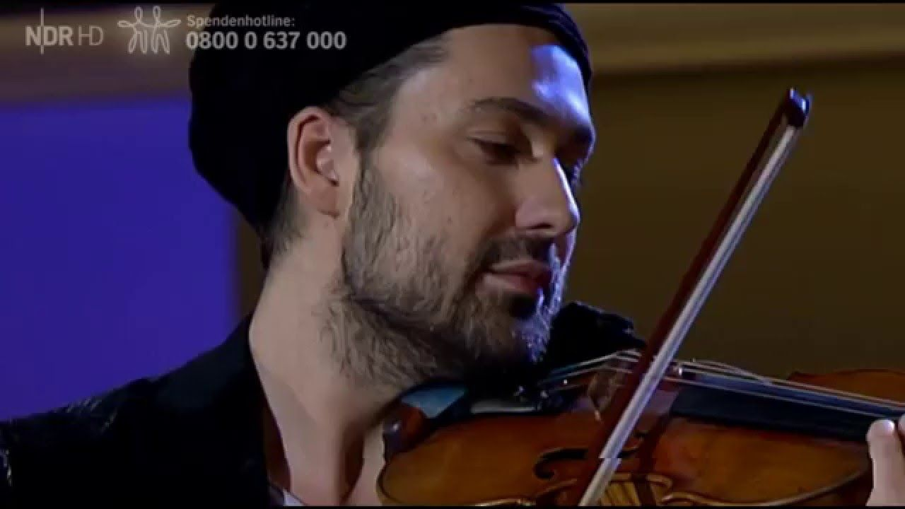 David Garrett Wrecking Ball Das Rote Sofa Ndr Beautiful Music Pinterest