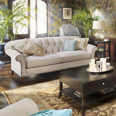 Sofa   Preston Collection | Arhaus Furniture