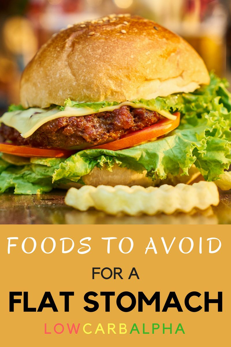 Foods to Avoid on a Low Carb Diet No carb diets, High