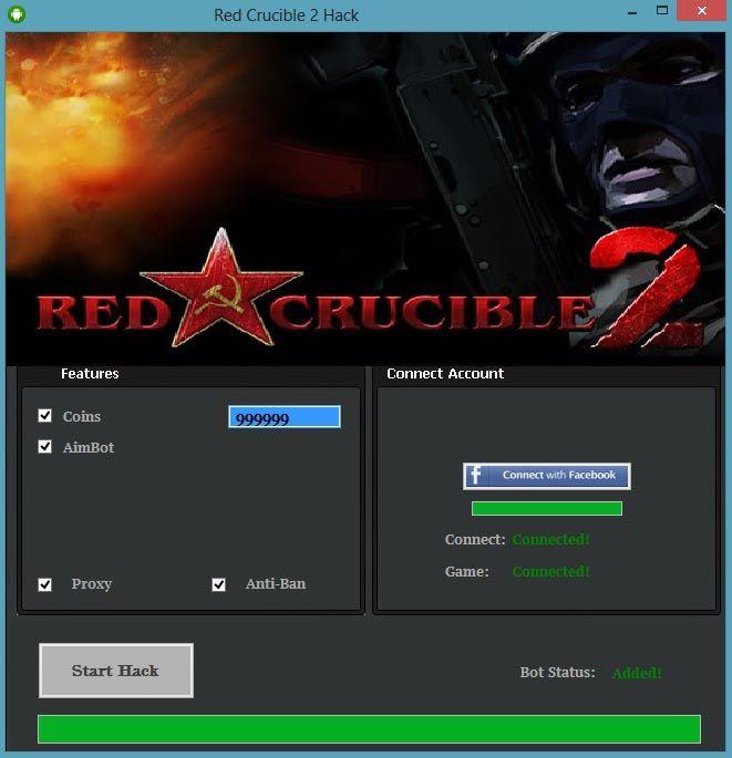 red crucible 2 coin generator mac
