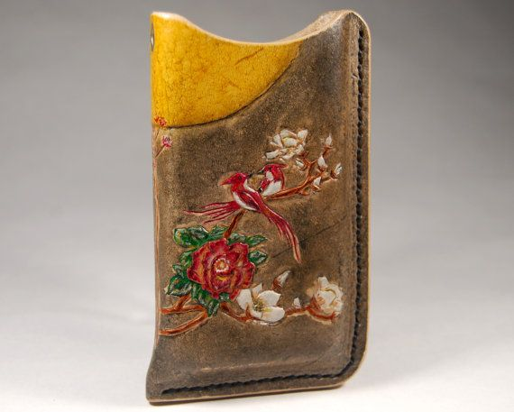 Custom order  Leather Case for Samsung LaFleur phone  by TiVergy