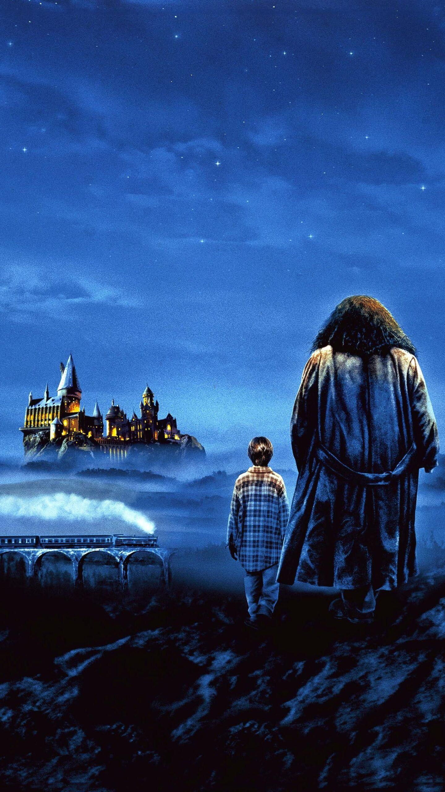 Harry Potter Ve Felsefe Tasi 2001 Telefon Duvar Kagidi Harry Potter Fantastik Yaratiklar Harry Potter Filmleri