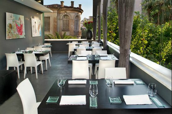 Funky Gourmet - Athens Michelin 2 star