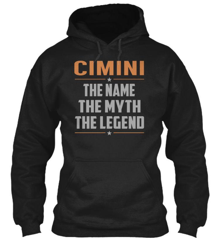 CIMINI - Legend Name Shirts #Cimini