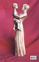 84B Piezas y esculturas en yeso