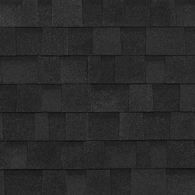 Best Owens Corning Oakridge Onyx Black Laminate Shingles 32 8 400 x 300