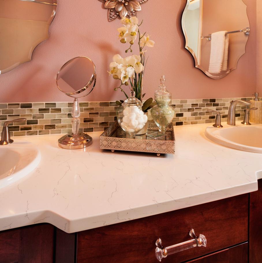 Charmaine Manley Design bathroom remodel. Photo by Blackstone Edge