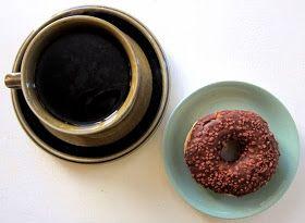 at home: coffee break