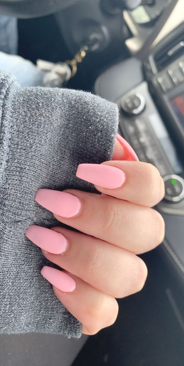 Pin By Grace Mchenry On Nails In 2020 Pink Acrylic Nails Best Acrylic Nails Coffin Nails Designs