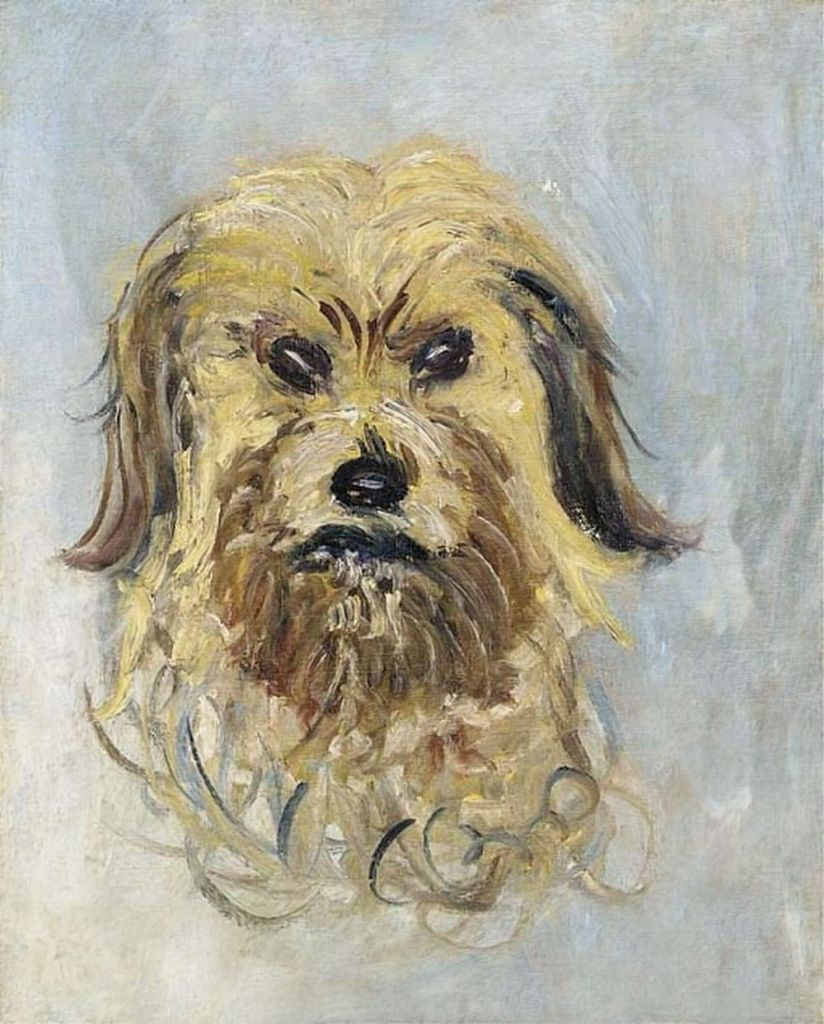 Monet doggy does