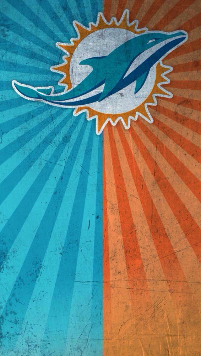 Dolphins background Miami dolphins logo, Miami dolphins