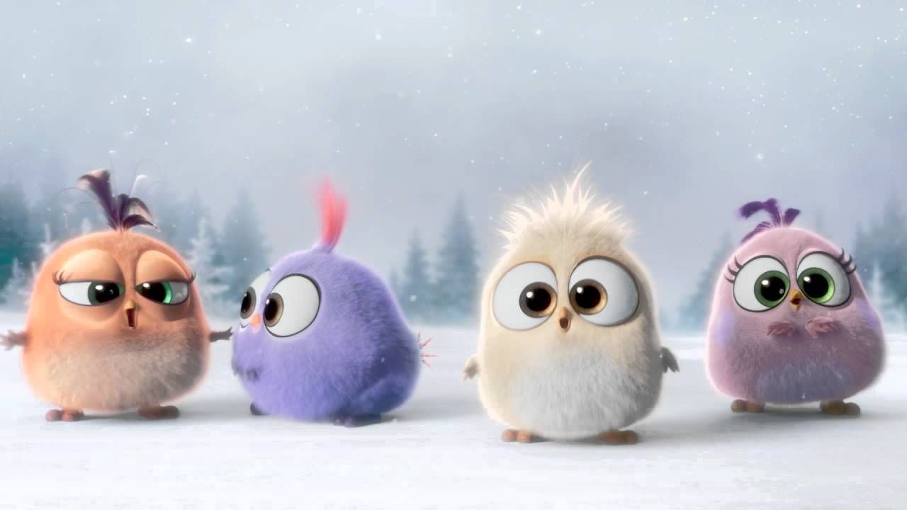 Angry Birds Hatchlings Holiday Trailer Techspective Episode 016 Angry Birds Movie Angry Birds Birds