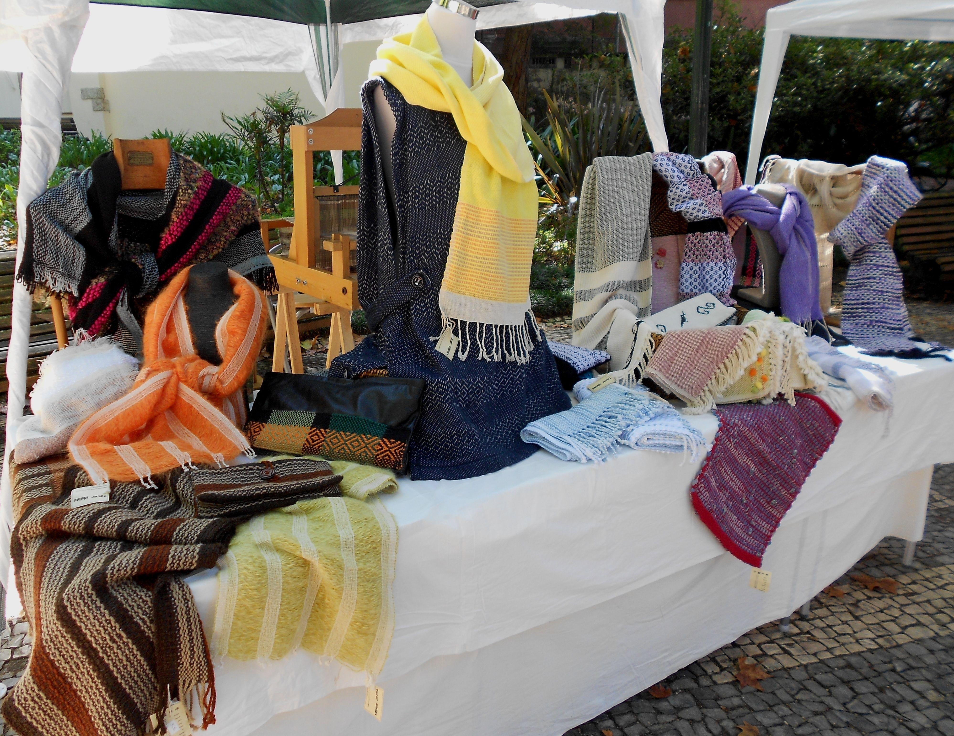 Jardim da Estrela evento Craft & Design que se realiza no 1º fim de semana de cada mês