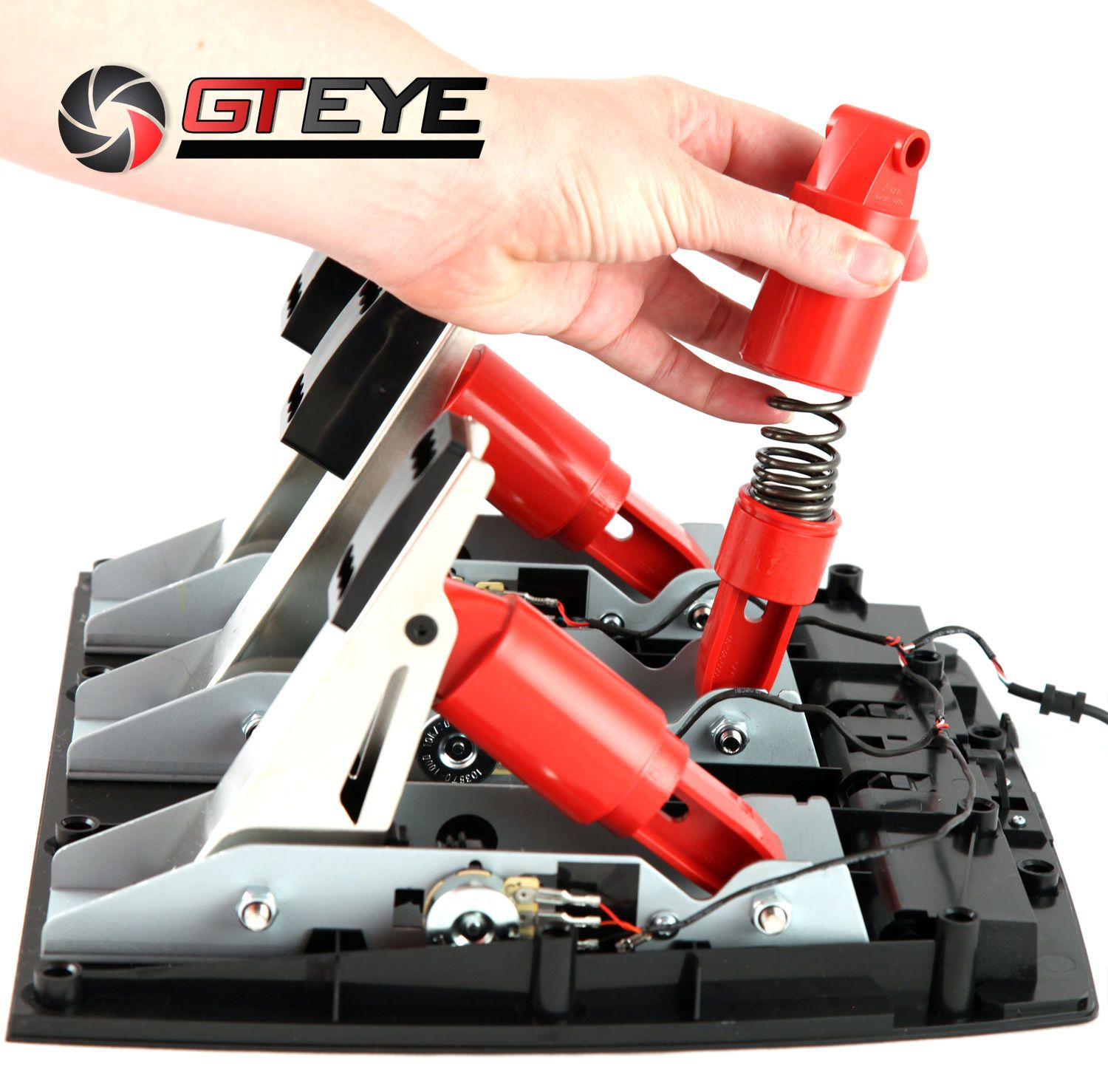 a96db5f309e GTEYE Brake Pedal Spring for LOGITECH G25 G27 G29 G920 Racing Wheel Upgrade  Mod