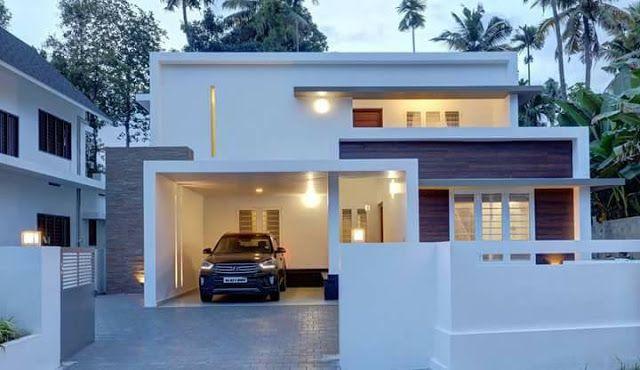 Minimalist contemporary bedroom luxury kerala home in lakhs free plans also rh pinterest