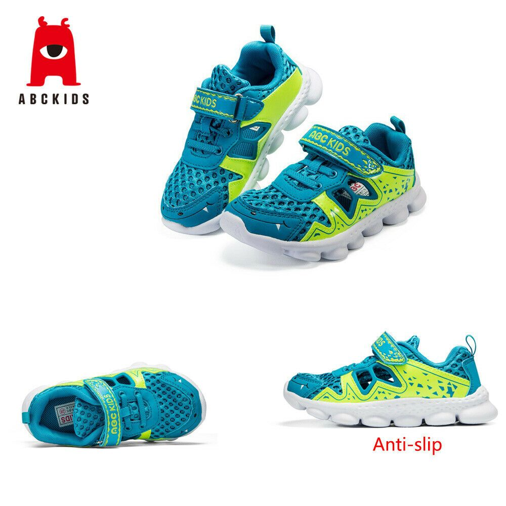 ABC KIDS Boys sports Sandals Soft Closed Toe Shoes Summer Sandals Walking Fashion Shoes