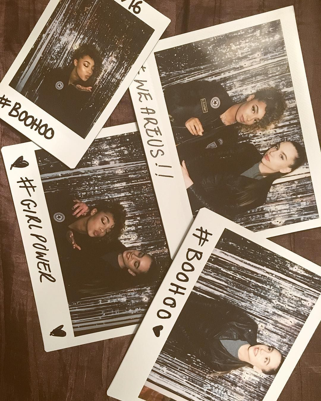 We had far to much fun with the Polaroid  by sssnnmx
