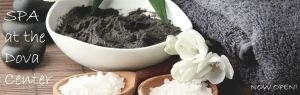 """New #blog post: """"Spa at the Dova Center: NOW OPEN!"""" #spa #facials #bodytreatments"""