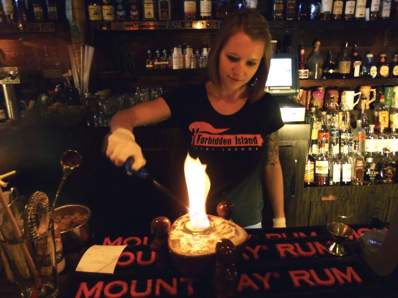 Forbidden Island Tiki Lounge -- Alameda, CA | Tiki Destinations ...
